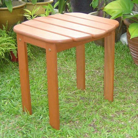 Linon Adirondack End Table, Multiple Colors