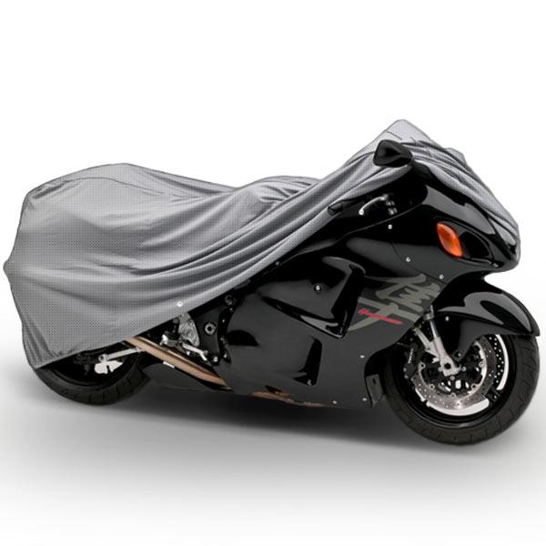 Motorcycle Bike 4 Layer Storage Cover Heavy Duty For Triumph Scrambler Avenger Blazer Trident 900 - image 3 de 3