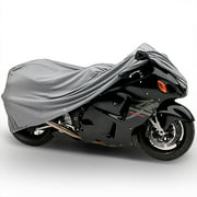 North East Harbor Motorcycle Bike 4 Layer Storage Cover Heavy Duty For Honda XL 75 100 175 200 350 500 600