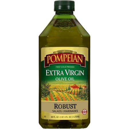 Pompeian Robust Extra Virgin Olive Oil 68 Fl Oz