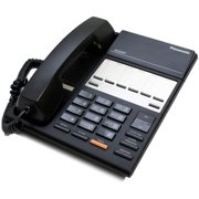 Refurbished Panasonic KX-T7250B Digital Corded Phone (Black)