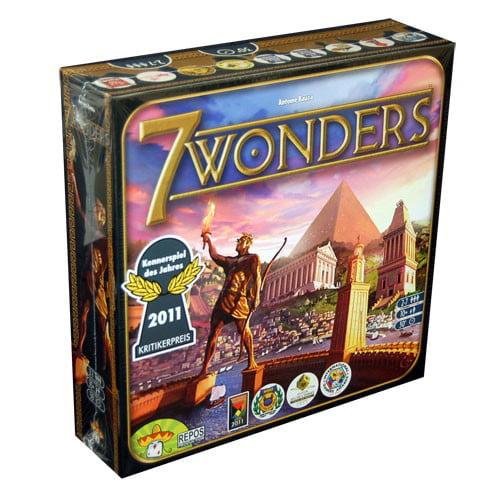 7 Wonders Strategy Board Game