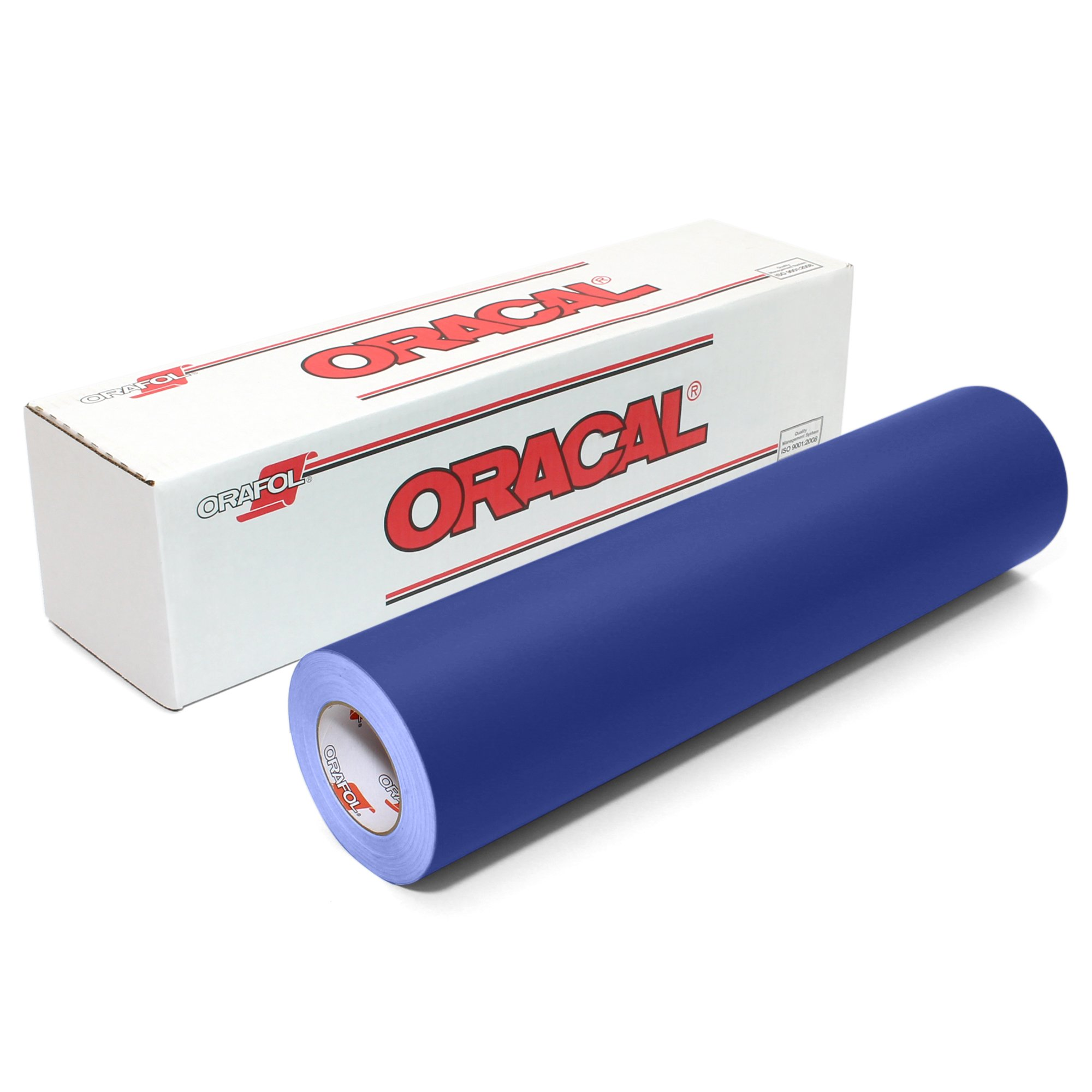 Oracal 631 Matte Vinyl Roll 2 Sizes Available - King Blue