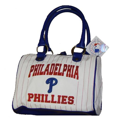 Concept 1 CNO-MLPH5237 Philadelphia Phillies Mlb Cheer Ladies Handbag