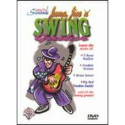 Jump Jive & Swing Guitar (DVD)