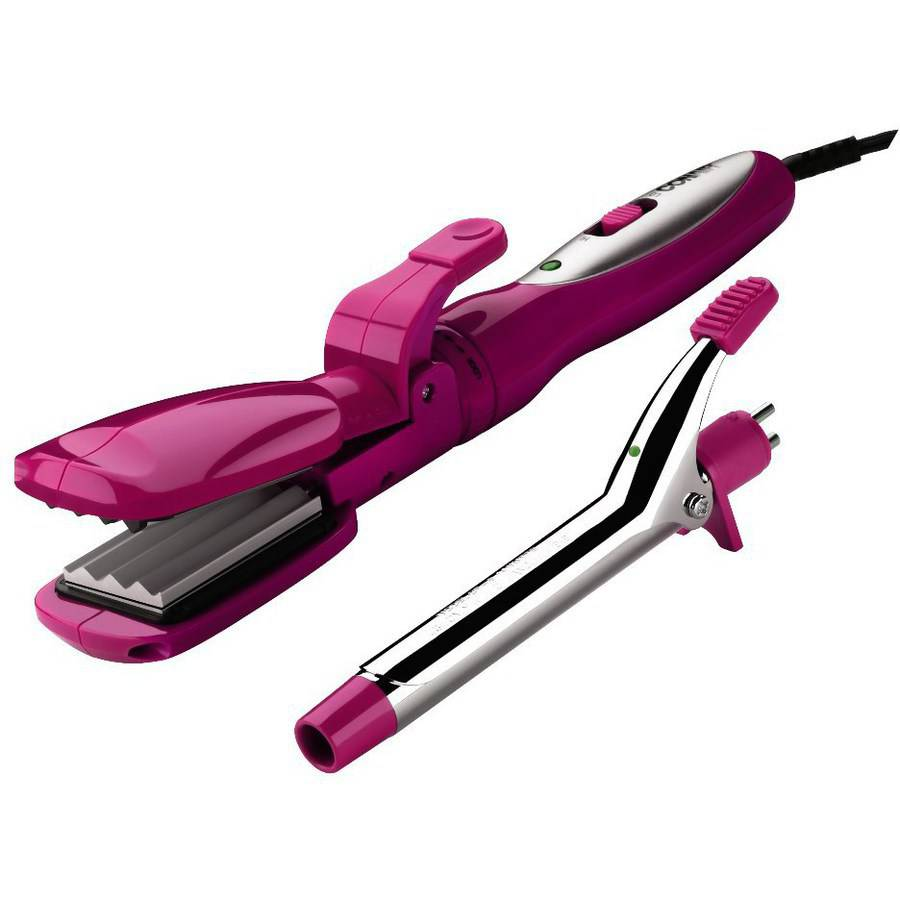 Conair 3-in-1 Special Styles Hair Styling Kit, 3 pc