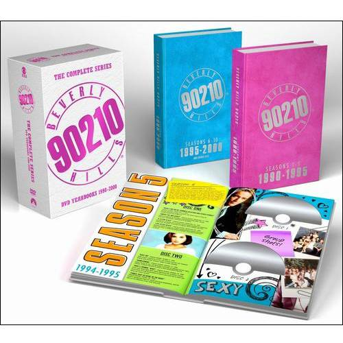 Beverly Hills 90210: The Complete Series (Full Frame)