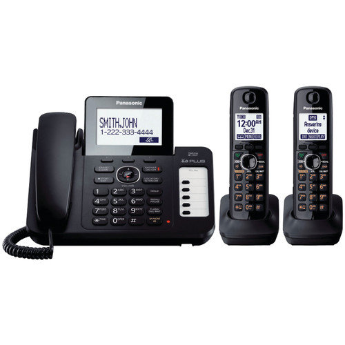 DECT 6.0 Plus Expandable Answer System w/4 Handset