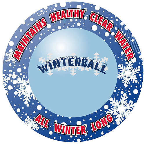 Halosource Winterball 16oz Natural Enzyme
