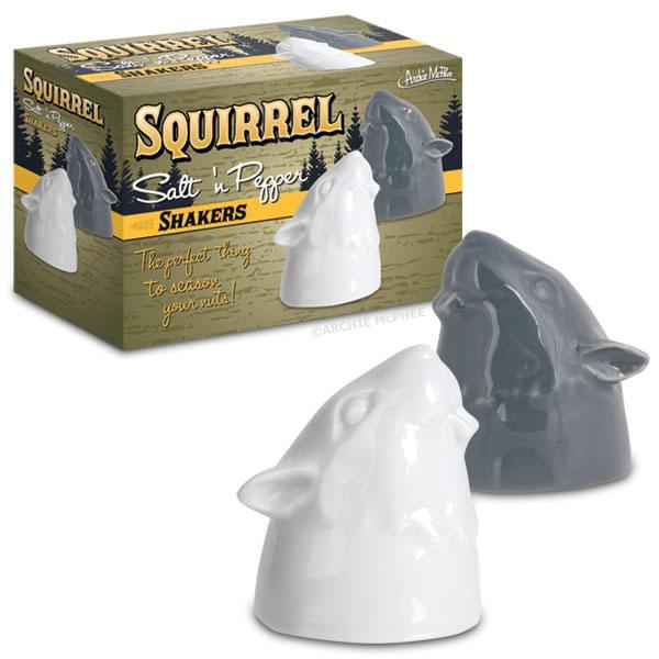 Squirrel Salt & Pepper Shakers - image 1 de 1