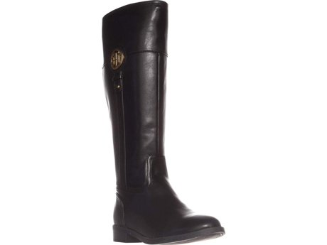 7b7429731 Tommy Hilfiger Womens ilia-2 Almond Toe Knee High Fashion Boots
