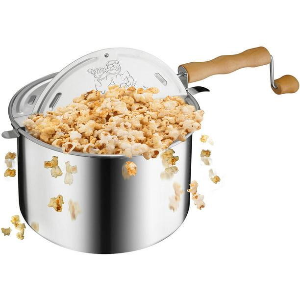 Great Northern Popcorn Original Spinner Stovetop 6 1 2 Quart