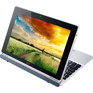 Acer Aspire Sw5 012P 11L5 10 1  Laptop  Touchscreen  2 In 1  Windows 8 1 Pro  Intel Atom Z3735f Processor  2Gb Ram  64Gb Emmc Drive
