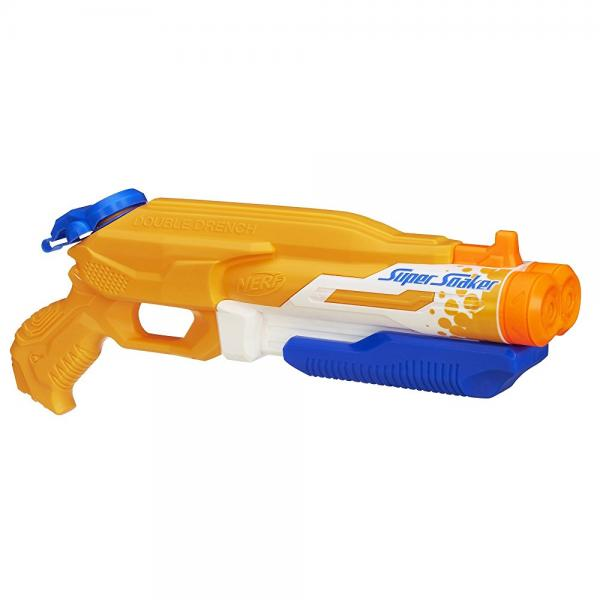 Nerf Super Soaker Double Drench Blaster by