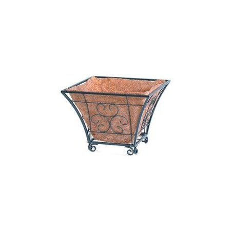 Panacea Products Corp Import 88568 14 Inch Square Floor Basket