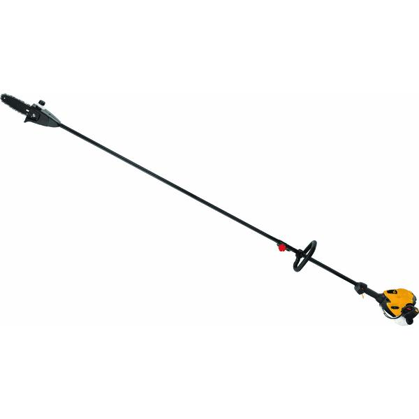 "Click here to buy Poulan Pro 25cc 2-Cycle Gas Engine 8"" Pole Saw with 3' Extension by Husqvarna."
