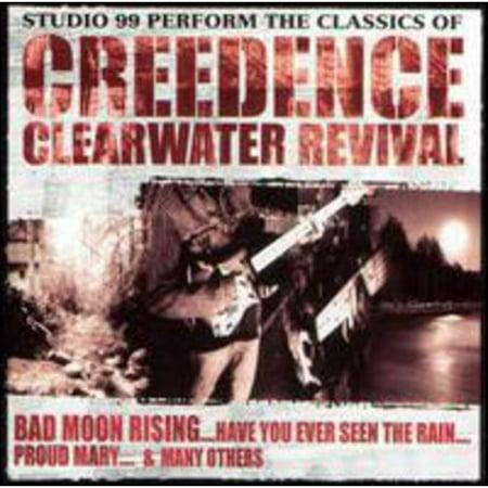 Studio 99 Perform The Classics Of Creedence Clearwater Revival Creedence Clearwater Revival Guitar