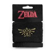 Official Authentic Nintendo Legend of Zelda Triforce Wrist Sweatband