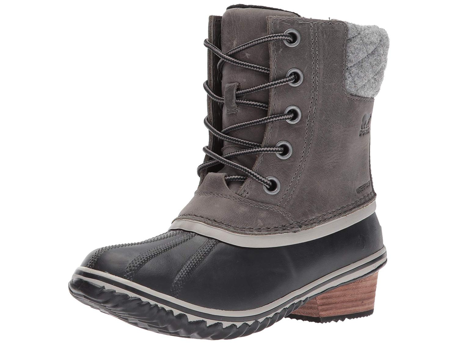 Sorel Women's Slimpack II Waterproof Boots (various colors/sizes)