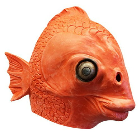 Fish Face Mask by Off the Wall Toys