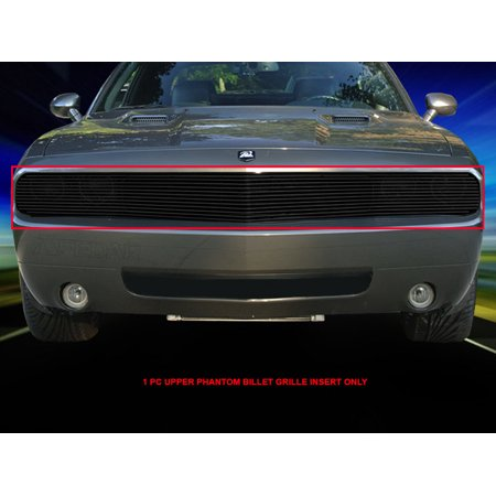 Fedar Main Upper  Billet Grille For 2009-2014 Dodge Challenger Dodge Challenger Super Stock