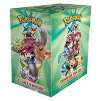 Pokemon X-Y Complete Set: Includes Vols. 1-12