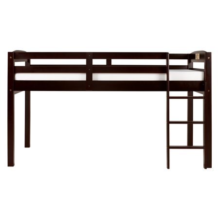 Concord Twin Size Junior Loft Bed - Multiple Finishes