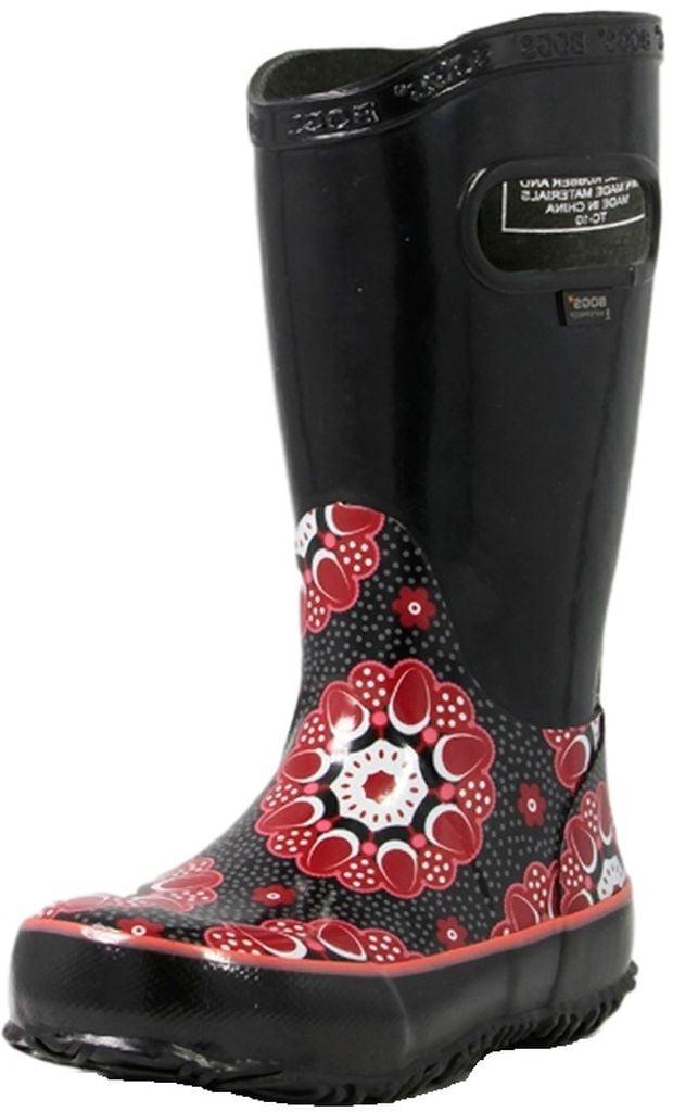Bogs Boots Girls Kids RB Kaleidoscope Waterproof 71857 by Bogs