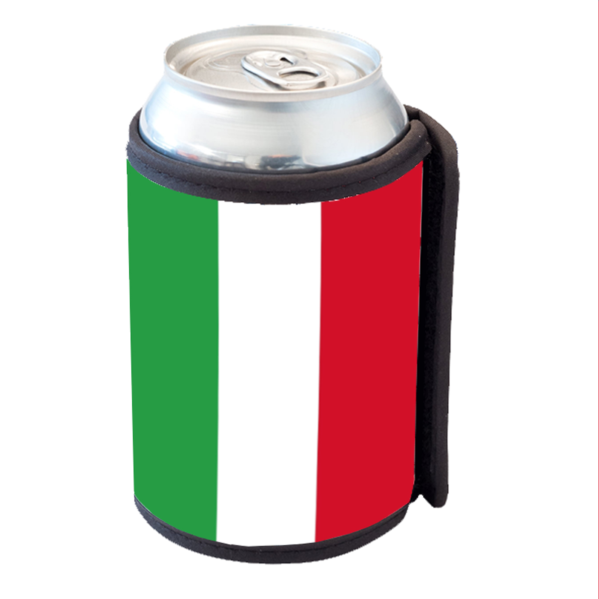 KuzmarK Insulated Drink Can Cooler Hugger - Italian