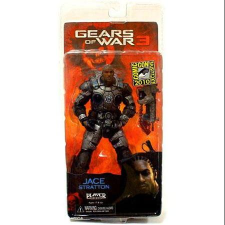 Neca Gears Of War (NECA Gears of War 3 Jace Stratton Exclusive Action Figure )