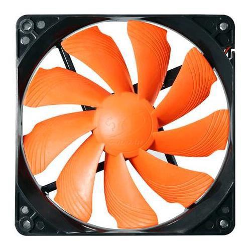 Cougar Turbine CFT14S4 140mm Case Fan Orange Blade