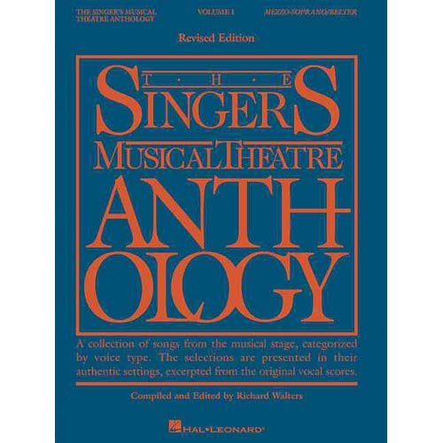 The Singers Musical Theatre Anthology: Mezzo-Soprano/Belter