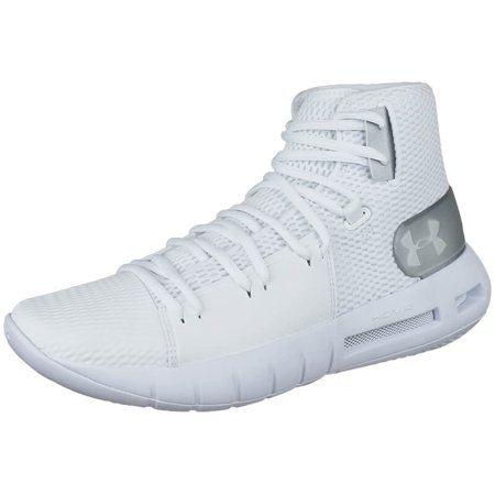 Under Armour Men's TB HOVR Havoc Basketball Shoes, White, 6 D(M) (Kd Trey 5 Iv Mens Basketball Shoe)