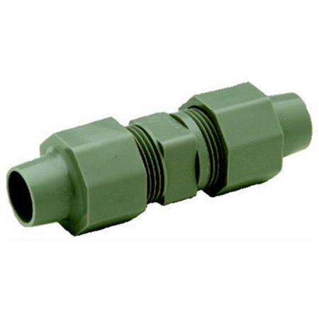 QBC31N Compression Coupling - 0.5 x 0.25 in. Copper Tube Size