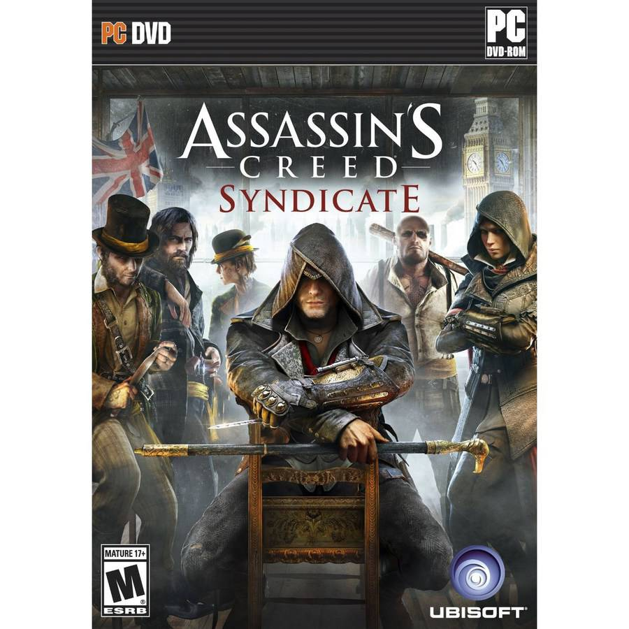 Assassin's Creed: Syndicate Day 1 Edition, Ubisoft, PC, 887256013929