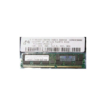 Edge Memory 1gb  Ecc Reg Pc2100 Ddr Dimm For Supermi ()