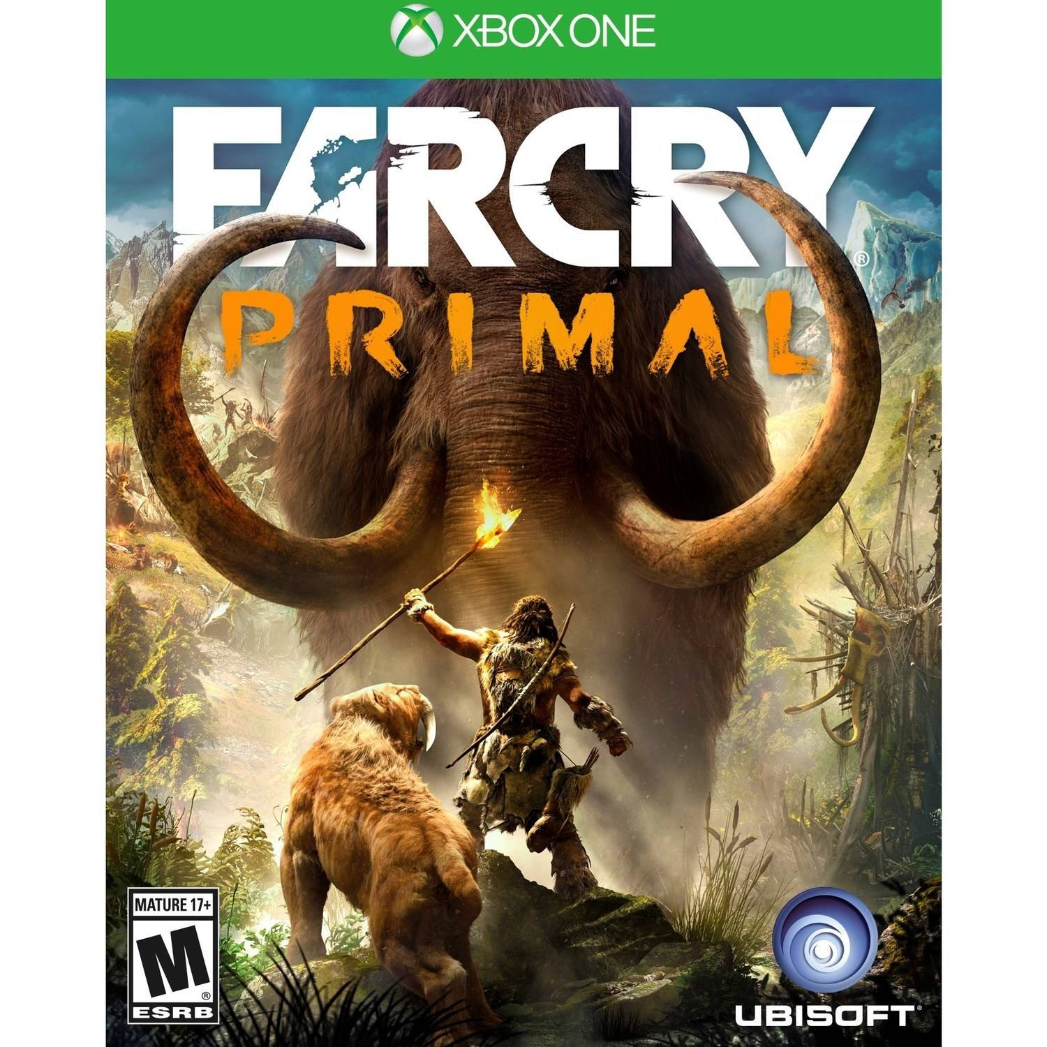 Far Cry: Primal , Ubisoft, Xbox One, 887256015947