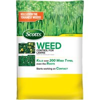 Scotts Weed Control For Lawns (Multicolor)