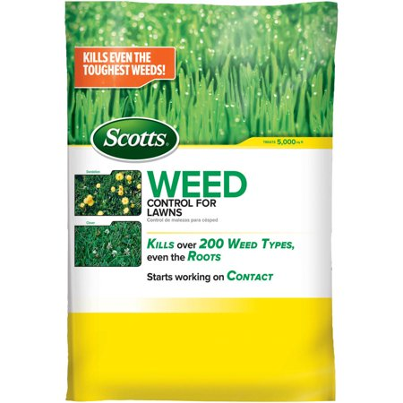 Lawn Care Tips - Scotts Weed Control For Lawns