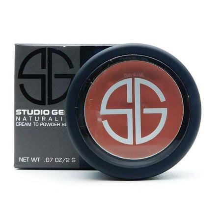 Studio Gears (Studio Gear Naturalism Cream to Powder Blush Natural Fig .07)