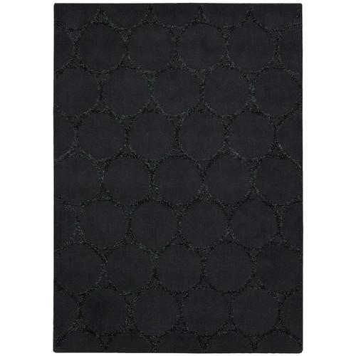 Joseph Abboud Rug Collection Monterey Black Area Rug