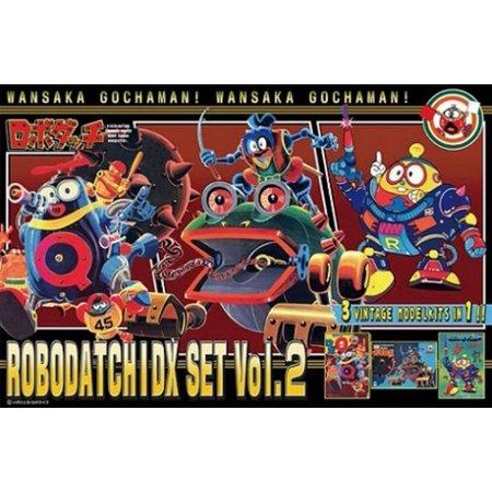 Robo-Datch Deluxe Set Volume 2 New
