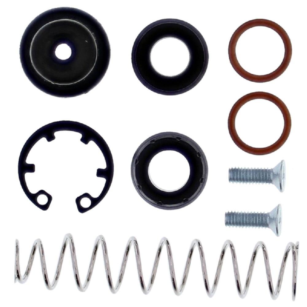 Transparent Blue Hose /& Stainless Purple Banjos Pro Braking PBF7805-TBL-PUR Front Braided Brake Line