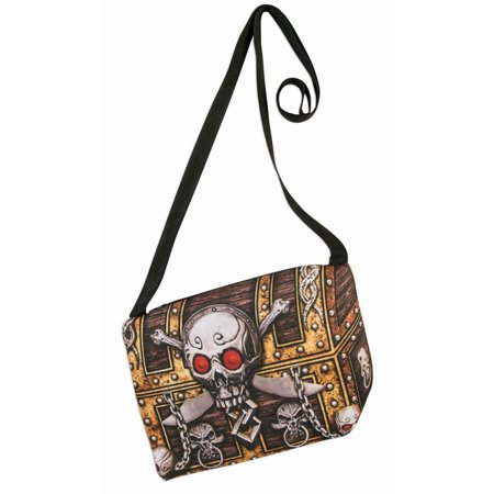 Halloween Pirate Sublimation Handbag](Halloween Joey Bag)