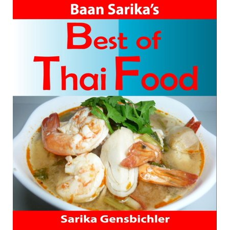 Best of Thai Food - eBook (Best Food In Thailand Bangkok)