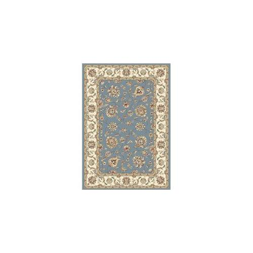 Dynamic Rugs AN710573655464 Ancient Garden 6 ft.  7 inch x 9 ft.  6 inch 57365-5464 Rug - Light Blue/Ivory