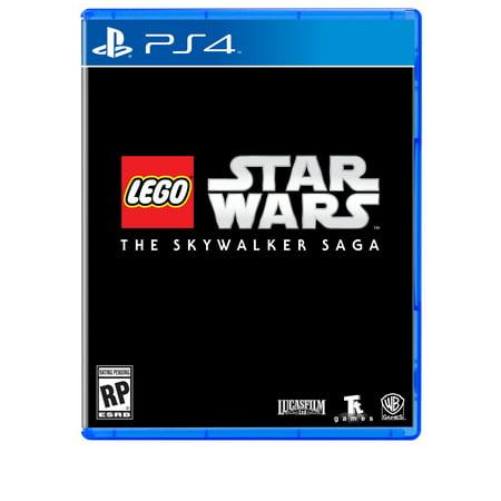 LEGO Star Wars: The Skywalker Saga!, Warner, PlayStation 4, (Lego Star Wars The Complete Saga Game)