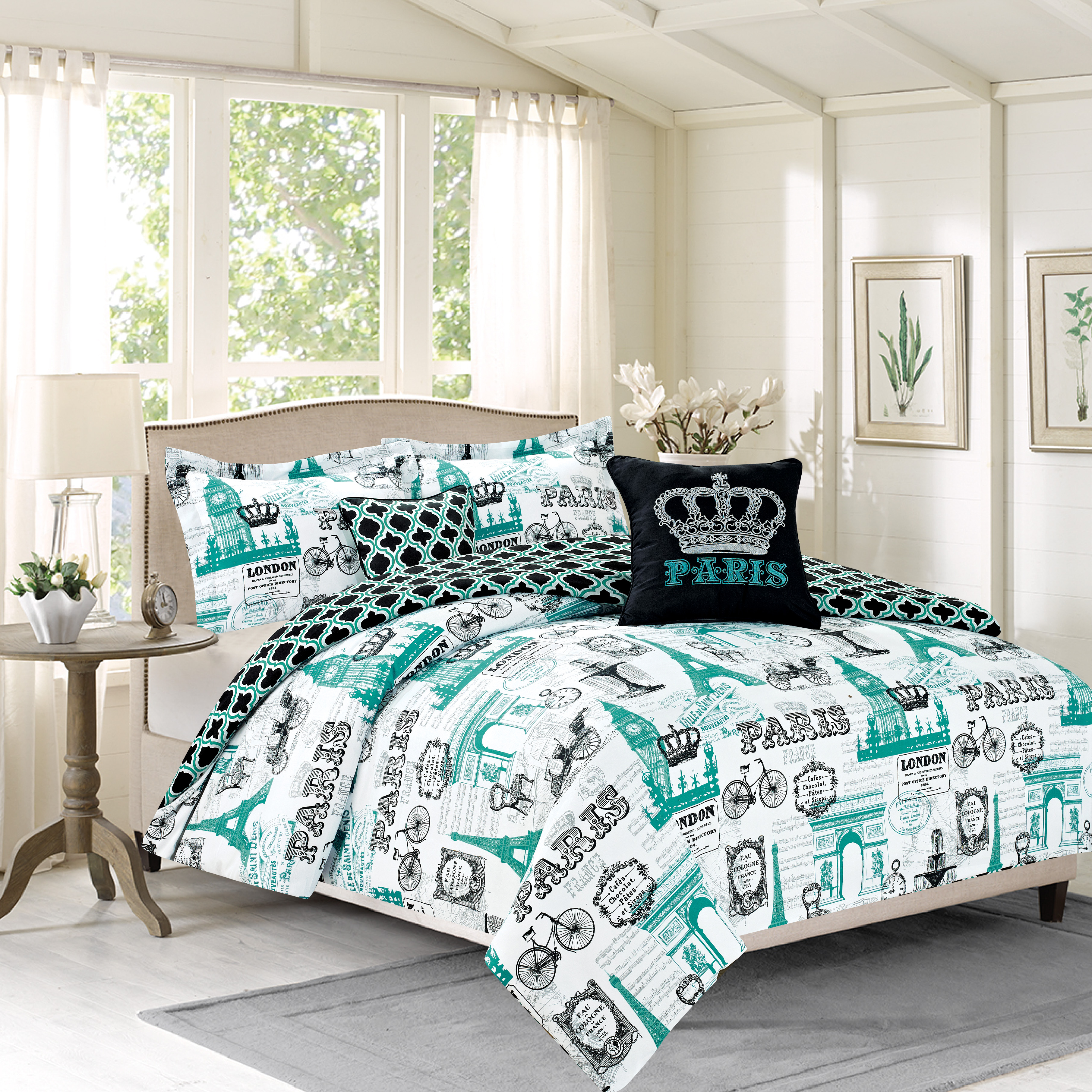 com deals twin quotations shopping medallion line blue piece pattern bed at stripe bedding alibaba get bag cheap in microfiber chic find teen guides a girls elegant on
