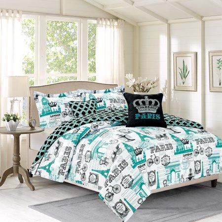 supersoft teal txl comforter twin htm oceandepths depths waves p textured xl ocean