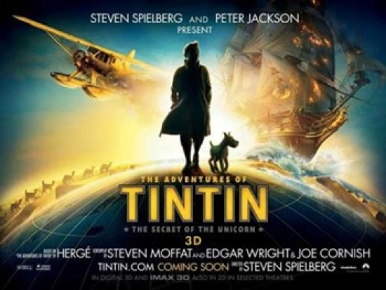 adventure of tintin Parents need to know that this steven spielberg-directed adaptation of herge's classic tintin comic books is sure to delight adventure-loving tweens the action is virtually nonstop and includes swashbuckling pirate violence.